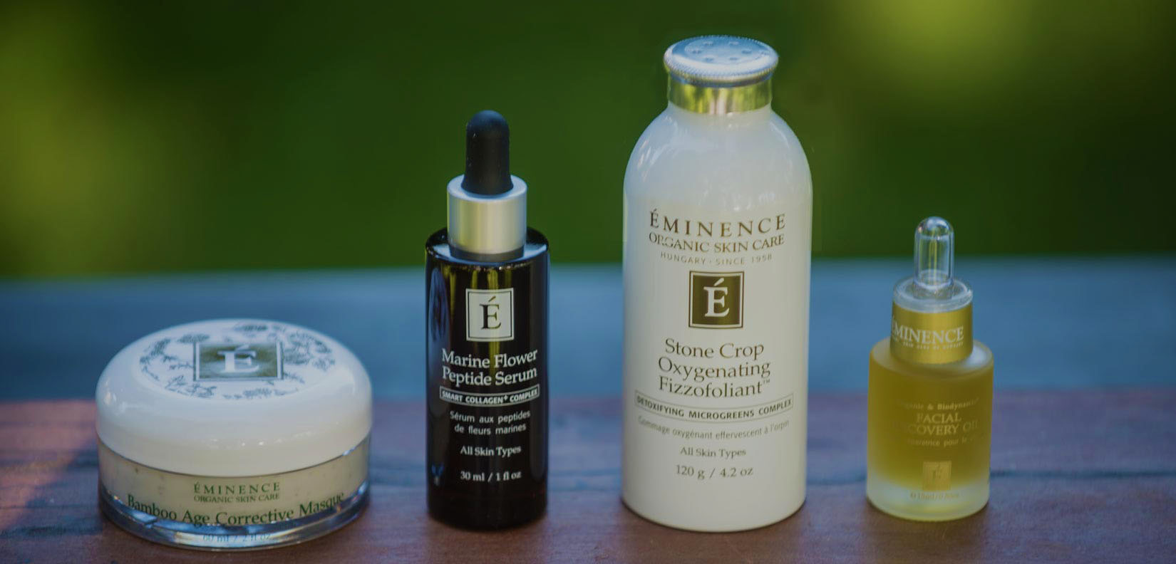 Éminence spa products