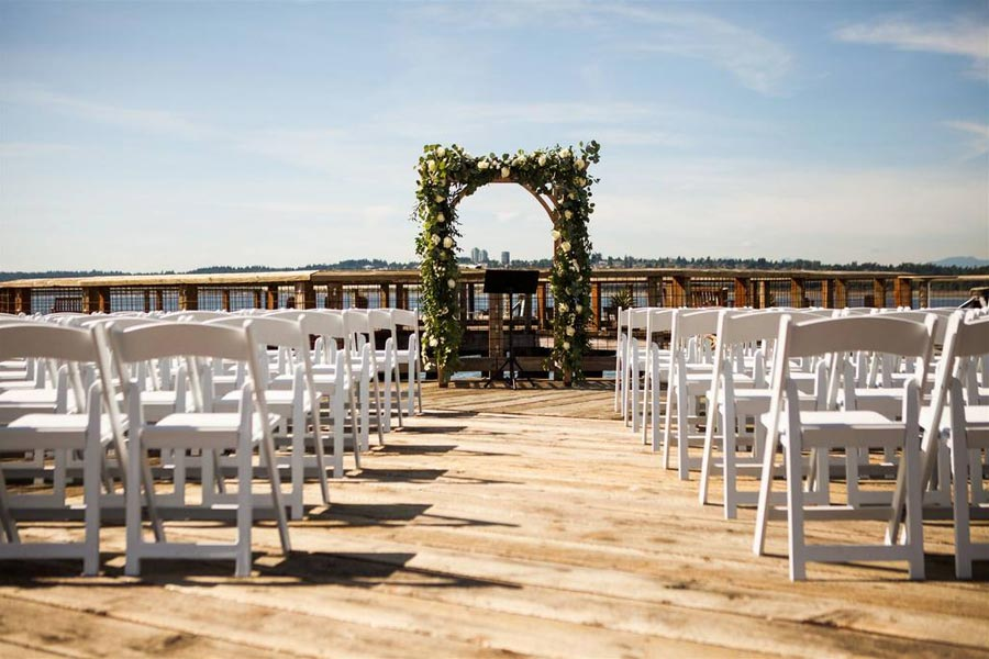 Wedding Venues In Washington State Washington State Resort Semiahmoo